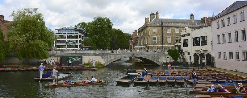 Cambridge best place to look for work