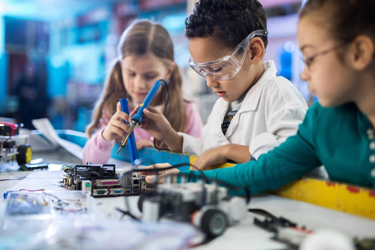 Fixing the Engineering Skill Crisis in The UK
