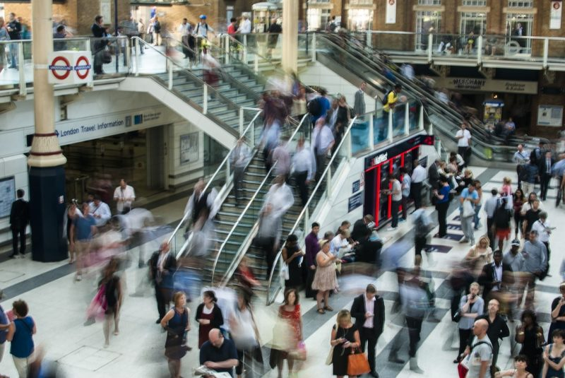 Study suggests emails when commuting 'should count as work'