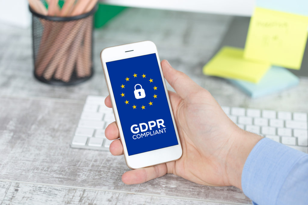 Grant Candidate Requests To Be GDPR Compliant