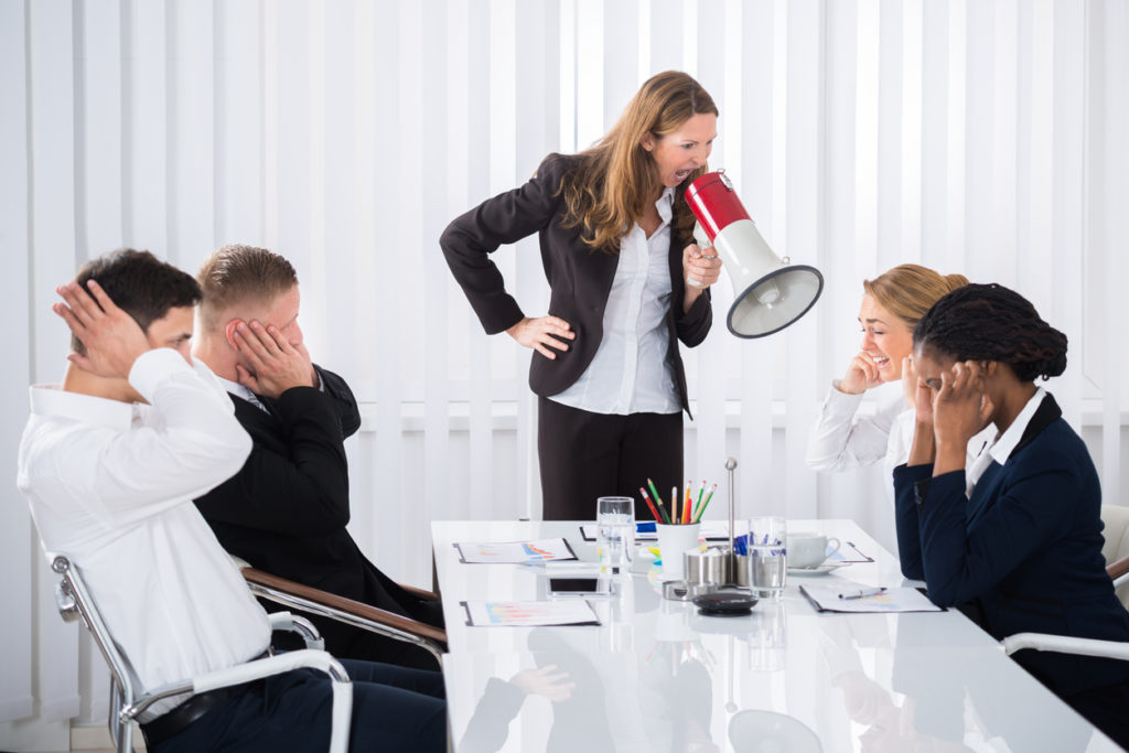 Where Should You Be Looking For Bullying In The Workplace?
