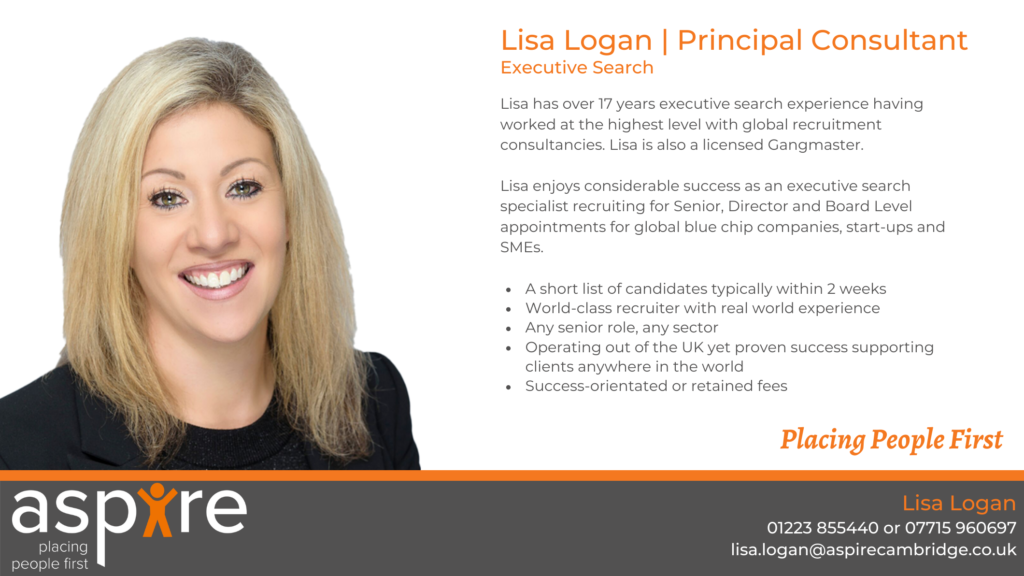 Lisa Logan | Executive Search